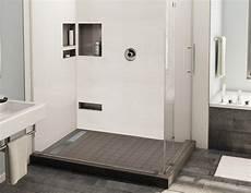 duschwanne oder fliesen ebenerdige dusche in 55 attraktiven modernen badezimmern