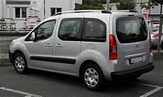 File Peugeot Partner Tepee Ii Heckansicht 17