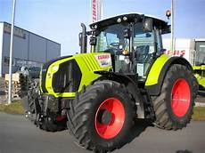 Tracteur Agricole Claas Arion 550 Tracteurs