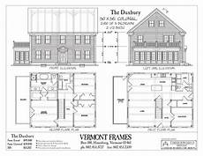 vermont vernacular house plans duxbury colonial vermont frames floor plans house