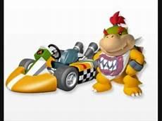 Mario Kart Wii Unlockable Characters