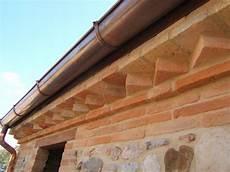 cornice a vista foto cornicione in mattoni de ediliza artigiana di lella