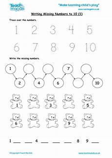 fraction missing numbers worksheets 4044 number and counting 4 6 years tmk education