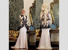 Arabic Muslim Lace Mother Bride Dresses 2016 Sexy Long