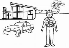 Ausmalbilder Kostenlos Zum Ausdrucken Polizei Polizei 6 Ausmalbilder Malvorlagen