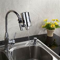 Water Filtration Faucets Kitchen Activated Carbon Household Kitchen Tap Water Purifier