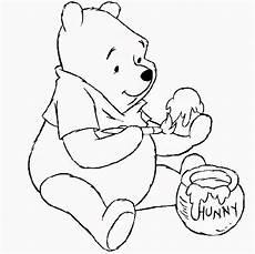 Malvorlagen Gratis Winnie Pooh Winnie Pooh Malvorlagen