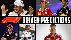 2019 f1 drivers f1 2019 driver line up predictions