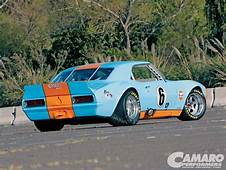 1967 Camaro Race Car Gulf Edition 1600x1200  Carporn