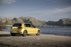 2019 volkswagen golf 8 teased at supplier summit in