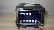 Android 5 1 Os Autoradio For Kia Sportage 2010 2015