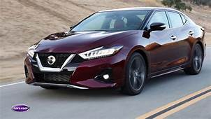 93 Great 2019 Nissan Maxima For Concept  Cars Review