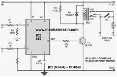 555 water level controller circuit water level alarm circuit using 555 timer 2019 01 25