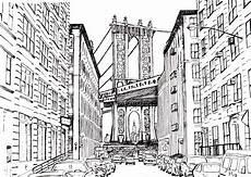 Malvorlagen New York Gratis New York Illustration De New York Ville Dessin Et
