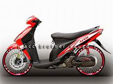 Motor Spin Modifikasi by Gambar Modifikasi Motor Suzuki Spin 125 Terbaru Maniak