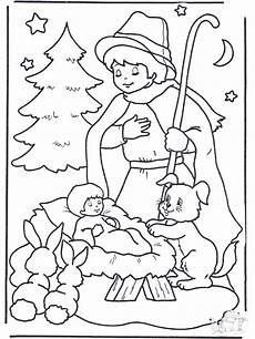 Malvorlagen Weihnachten Tiere In Der Krippe Ausmalbilder Weihnachten