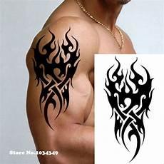 tatouage de waterproof temporary s tatoo eagle lotus