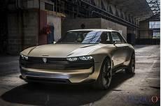 Peugeot E Legend Il Concept Dell Auto Futuro
