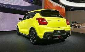 2018 Suzuki Swift Sport Details  Photos CarAdvice