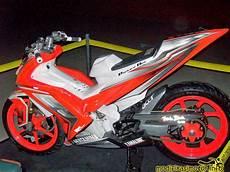 Motor Mx Modifikasi by 20 Gambar Foto Modifikasi Motor Yamaha Jupiter Mx New