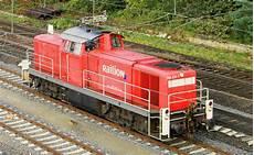 Br 294 831 3 Diesellok Railion Foto Bild Df