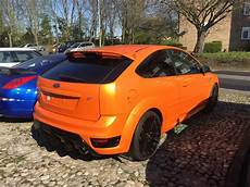 Focus St225 2006 3dr St2 Passionford Ford Focus