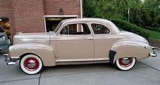 1947 Nash Coupe
