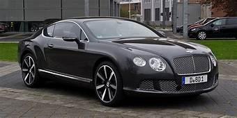 Bentley Continental GT  Wikipedia