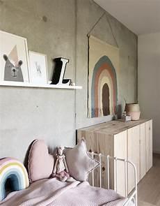Holz Deko Kinderzimmer - betonwand so inszenierst du die rohen w 228 nde