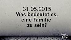 was bedeutet was bedeutet es eine familie zu sein icf m 252 nchen videopodcast