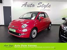 Voiture Fiat 500 Occasion 224 St Malo