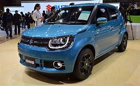 Maruti Suzuki Ignis Price In India