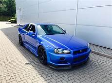 used 1999 nissan skyline r34 2 6 gtr for sale in herts