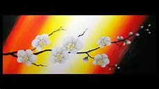 peinture pour orchid 233 e d 233 butants peinture acrylique facile