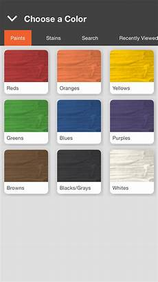 paint color at home depot the home depot new technology shows you the