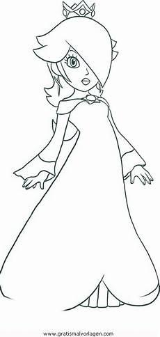 Ausmalbilder Prinzessin Rosalina Rosalina 2 Gratis Malvorlage In Beliebt13 Diverse