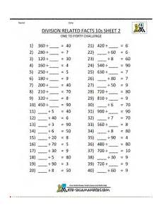 printable division worksheets for 4th grade 6743 printable division sheets