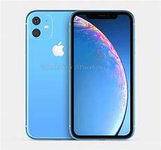 2019 iphone xr renders reveal dual rear cameras with single glass back