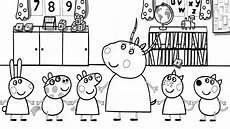 Peppa Wutz Freunde Ausmalbilder Peppa Pig Coloring Pages Peppa Pig Coloring Pages Peppa