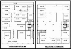 ground floor plan mezzanine floor plan download scientific diagram