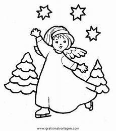 engel 59 gratis malvorlage in engel weihnachten ausmalen