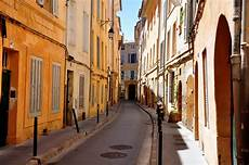 Aix En Provence City In Sightseeing And