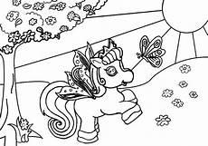 ausmalbilder pferde part 3