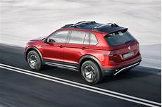 Vw Tiguan Gte Active Hybrid Concept Charges Into 2016