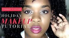 A Tomboy S Guide Makeup Tutorial
