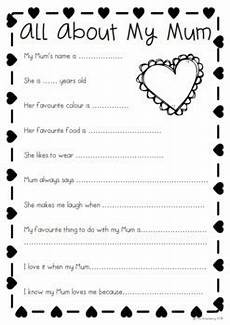 s day printable questionnaire 20586 mothers day questionnaire by mrs strawberry tpt