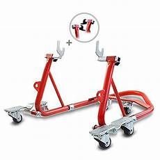 rear paddock stand dolly ducati 821 constands