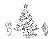 ausmalbilder weihnachten tannenbaum mit geschenken ausmalbilder zu weihnachten weihnachtsmann nikolaus und