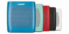 test bluetooth lautsprecher bose soundlink colour sehr gut