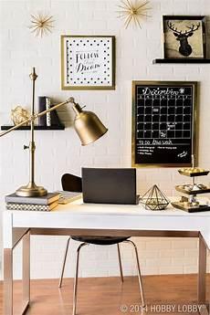 timeless gold home decor ideas office inspiration